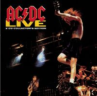 Cover AC/DC - Live [Special Collector's Edition - 2 Compact Disc Set]